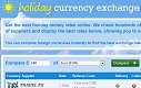 Holiday Currency Exchange